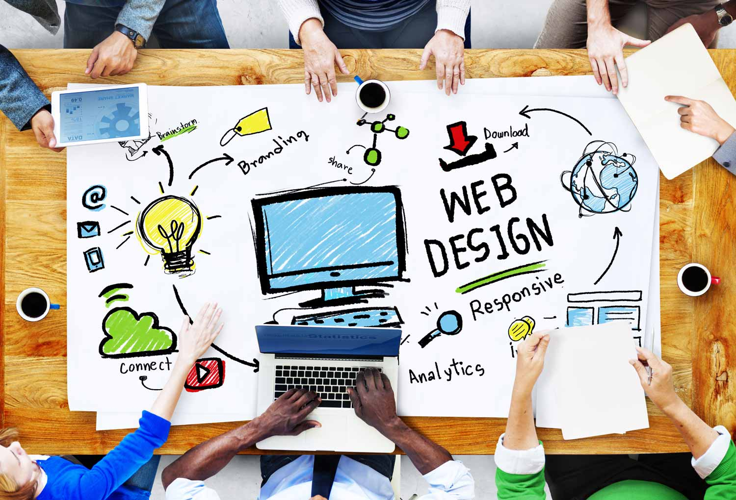 Common Mistakes in Web Designing