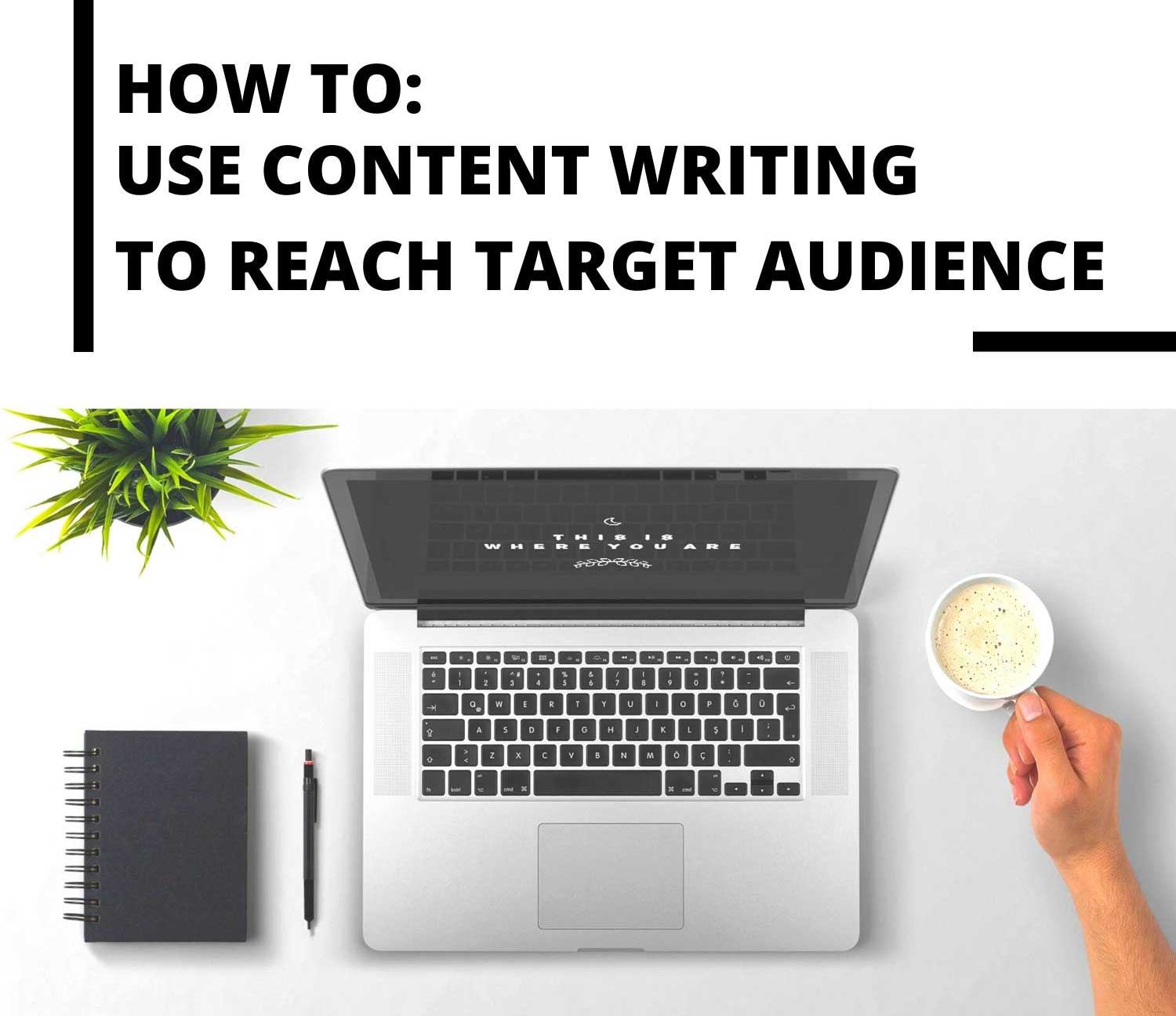USING CONTENT WRITING TO REACH TARGET AUDIENCE