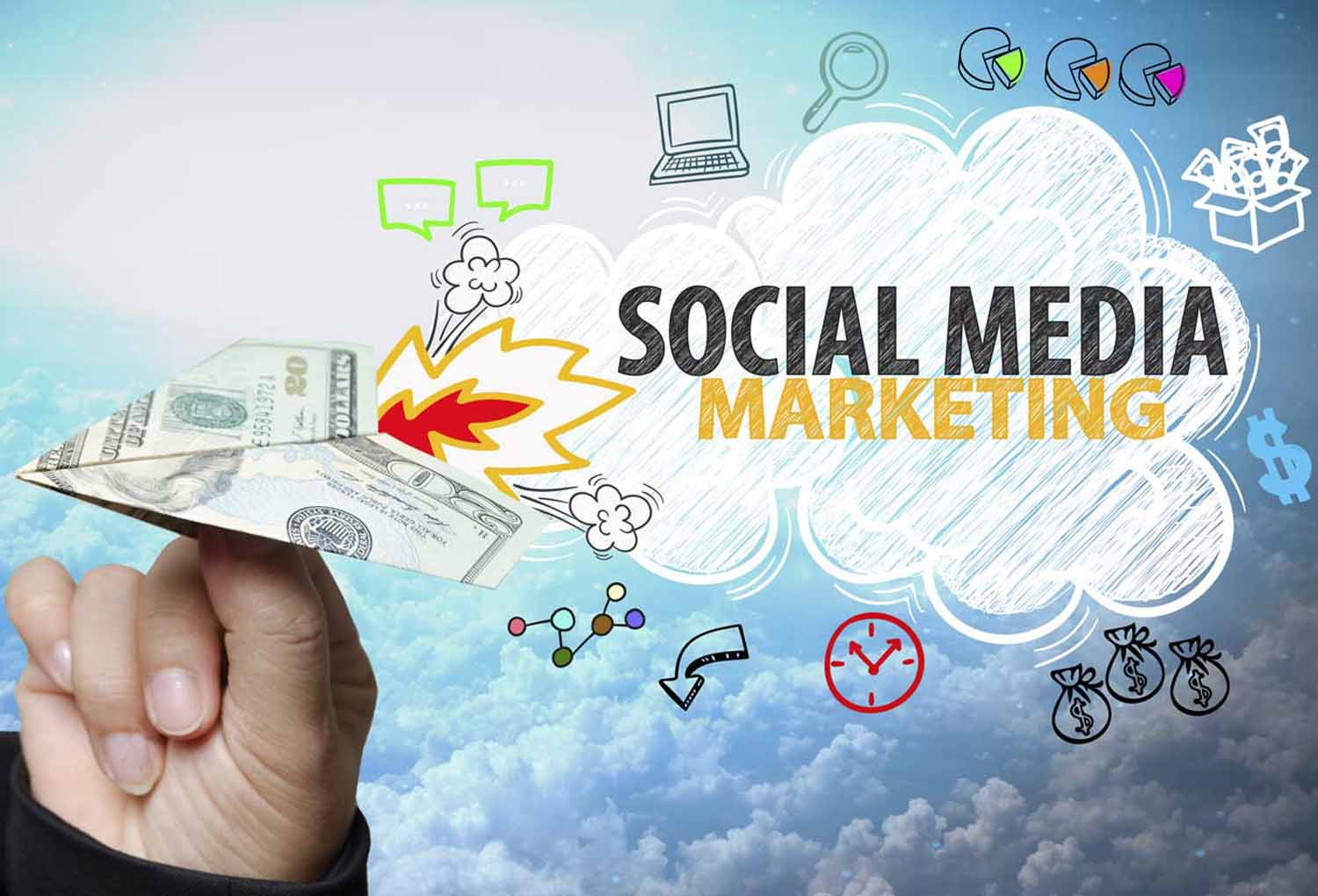 Ten benefits of SMM (social media marketing) for any business