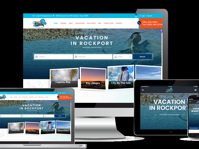 Rockport Living Rentals & Real Estate